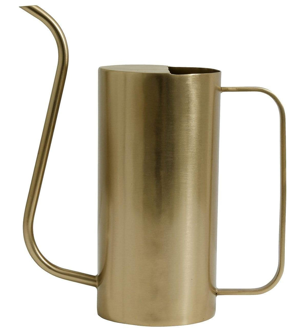 Hixton Brass Watering Pitcher