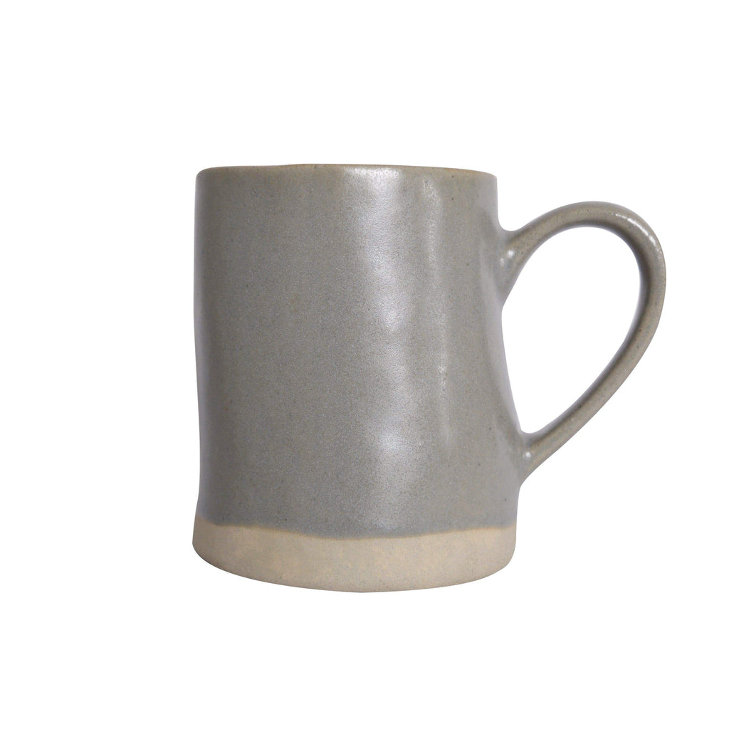 Hixton Kitchen Dove Grey Artisan Mug