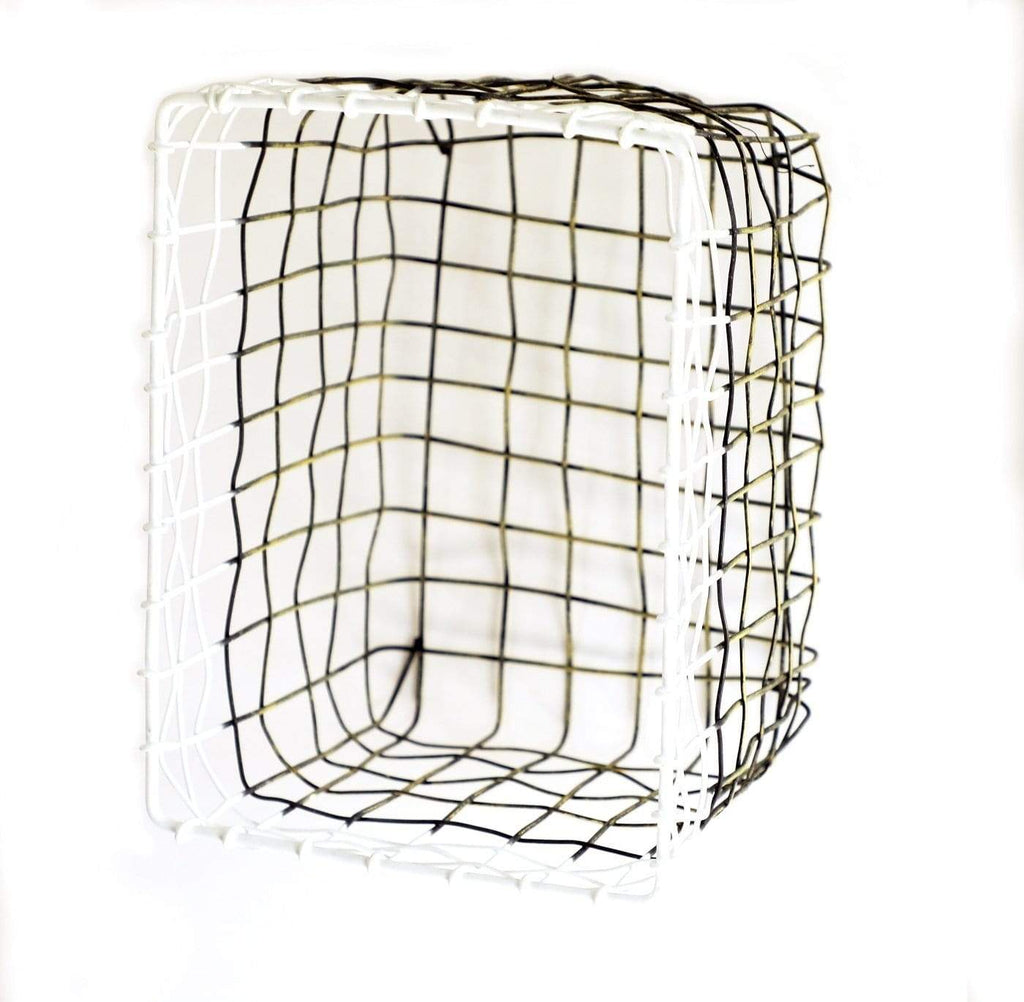 Hixton Loft Style Basket Set - Monochrome - Set of 2