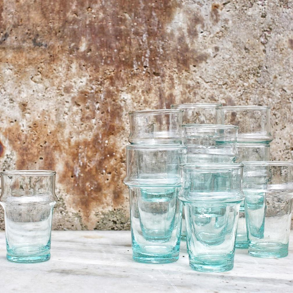 Hixton Moroccan Tea Glasses (  Set of 6 )