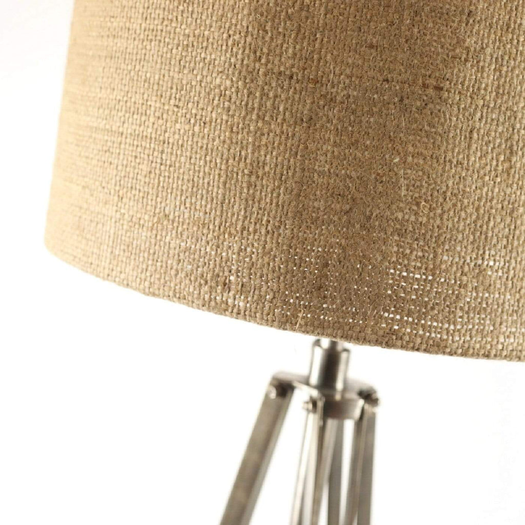 Hixton Natural Hemp Lampshade