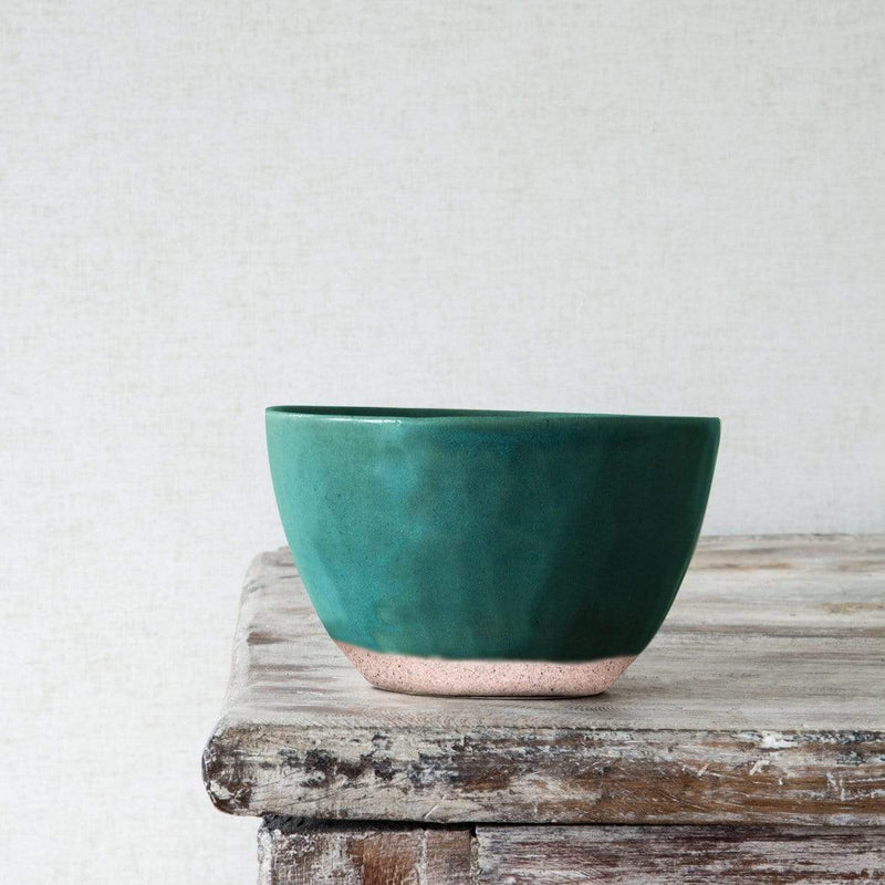 Hixton Nibble Bowl - Green