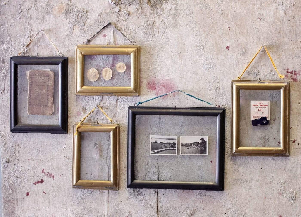 Hixton Photo Frames Antique Metal Picture Frames