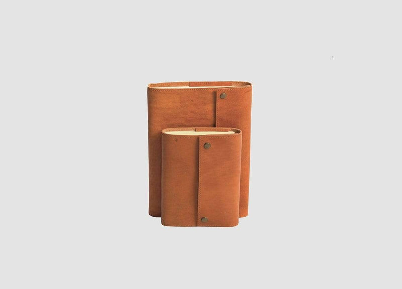 Hixton Tan Leather Journal