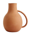 Hixton Terracotta Clay Decorative Vase