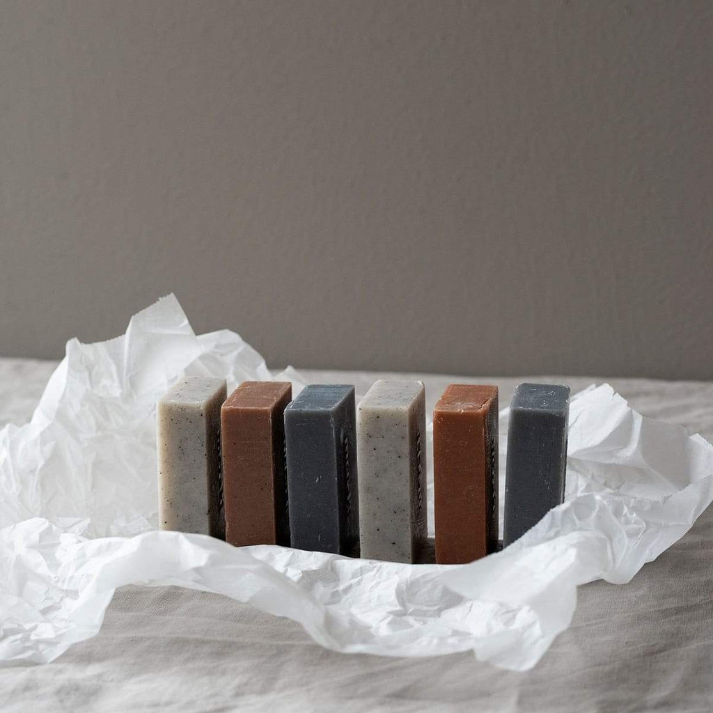 meraki Beauty Bamboo Charcoal Cleansing Bar Soap