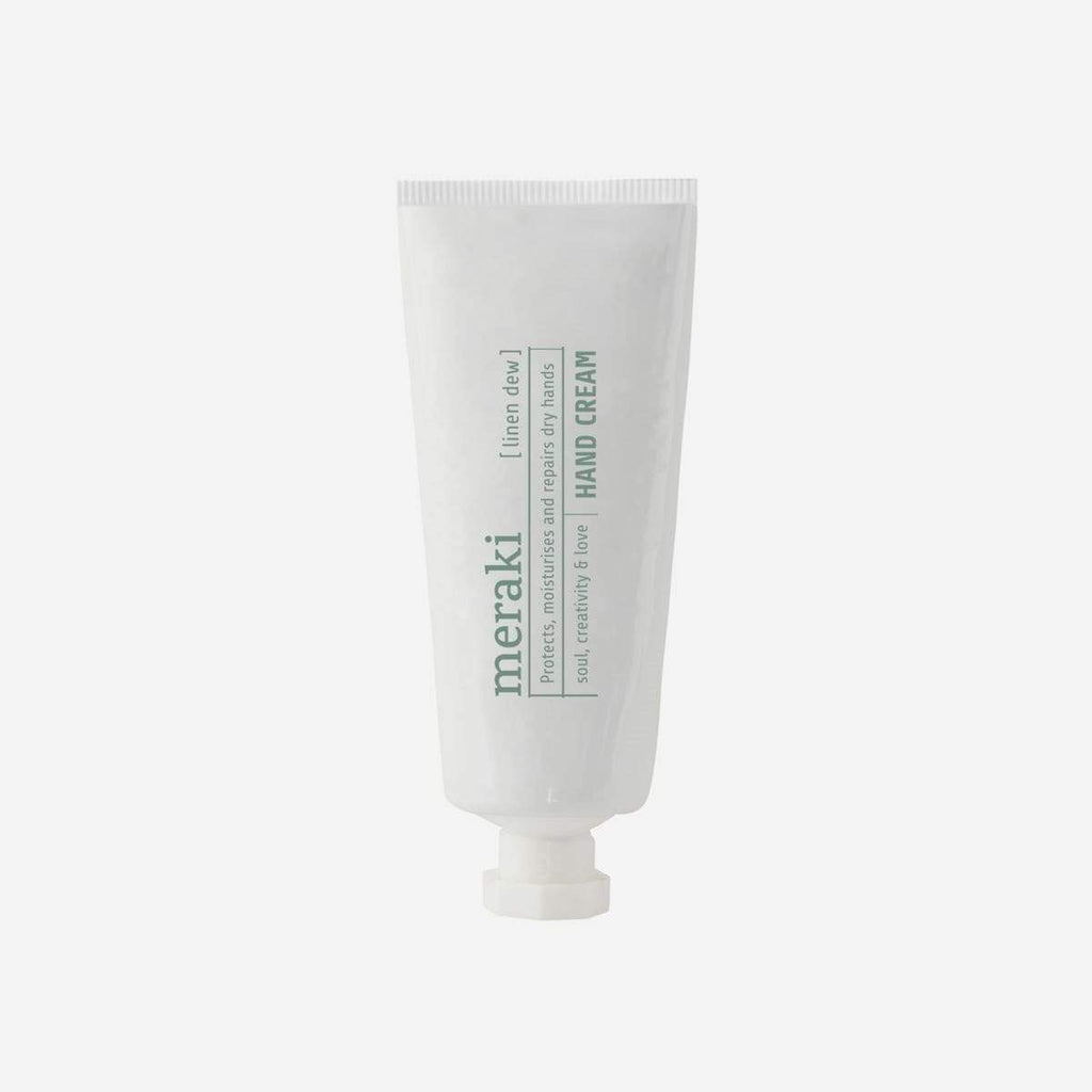 meraki Beauty Nourishing Hand Cream White Linen Dew