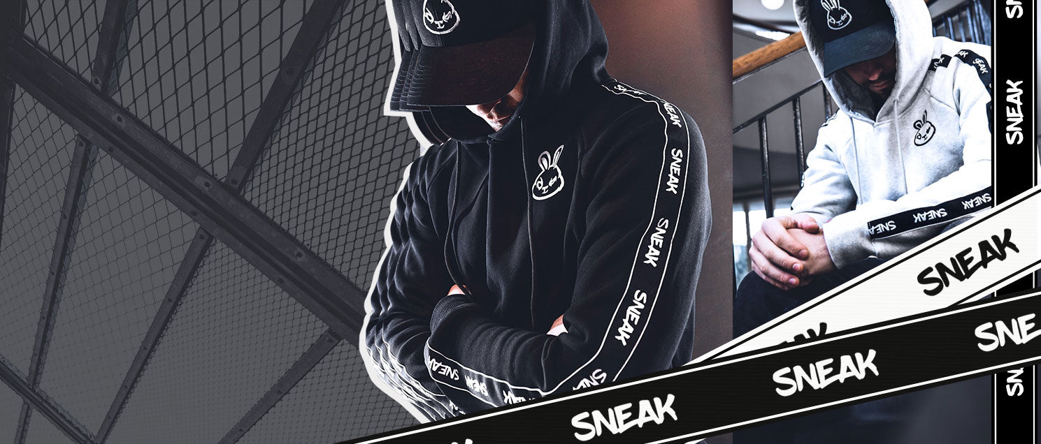 SNEAK MERCH<br>COLLECTION