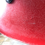 Eames side chair DSW by Herman Miller - Red