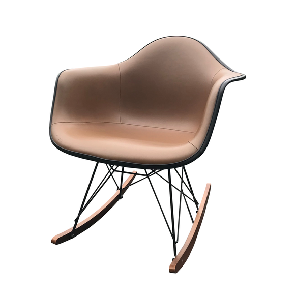 Eames rocking chair RAR // Brown