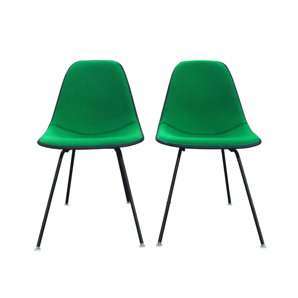 Eames side chair DSX // Green