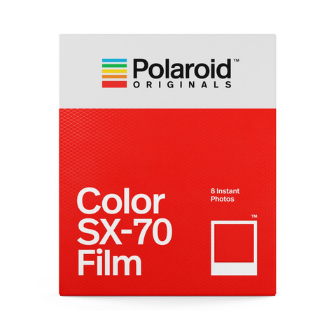 Polaroid Color film SX-70