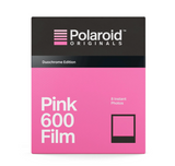 Polaroid duochrome film 600 // Pink