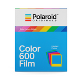 Polaroid Color film 600 // Color Frame