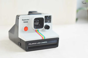 Polaroid Supercolor 1000 Land Camera