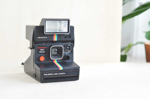 Polaroid 1000 Supercolor deluxe + Polatronic 1