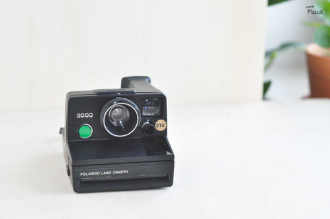 Polaroid 3000 Land Camera