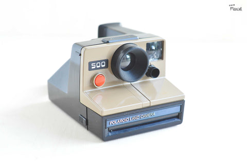 Polaroid 500 Land Camera