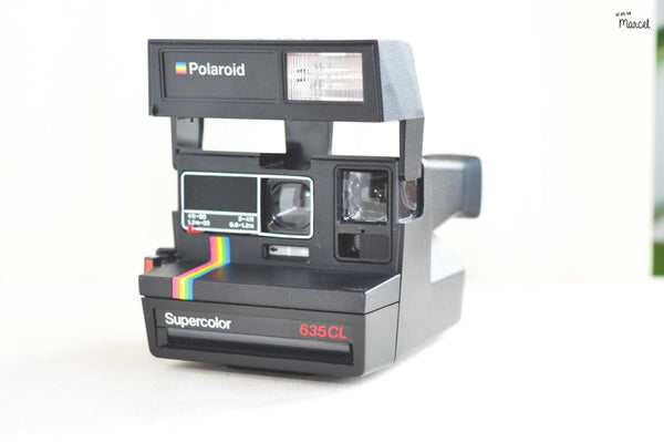 Polaroid Supercolor 635 CL Camera