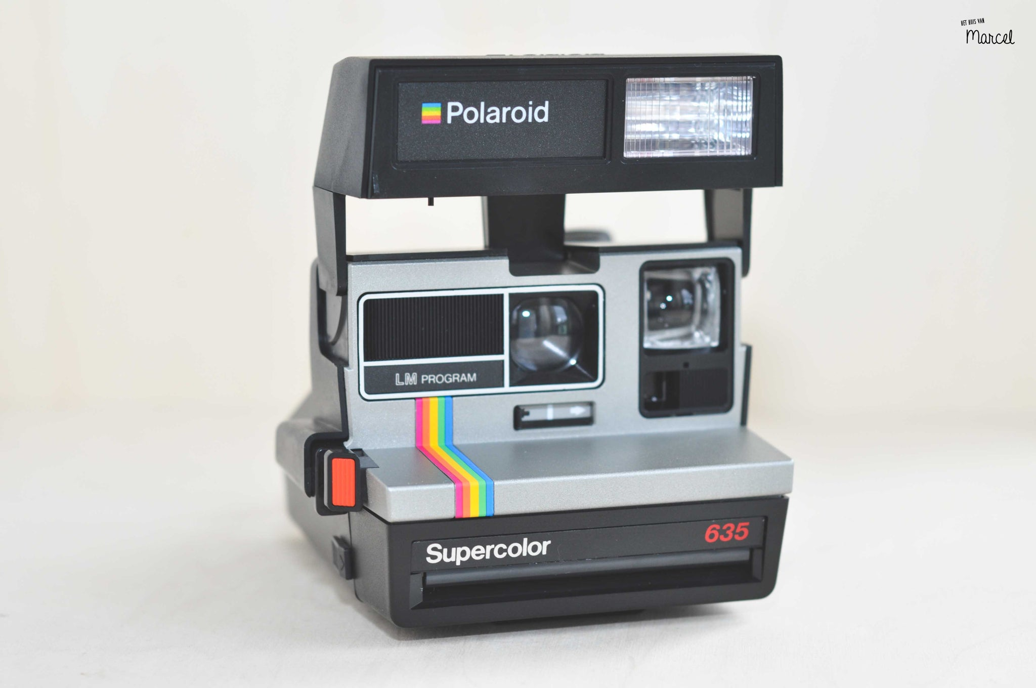 Polaroid Supercolor 635 Camera