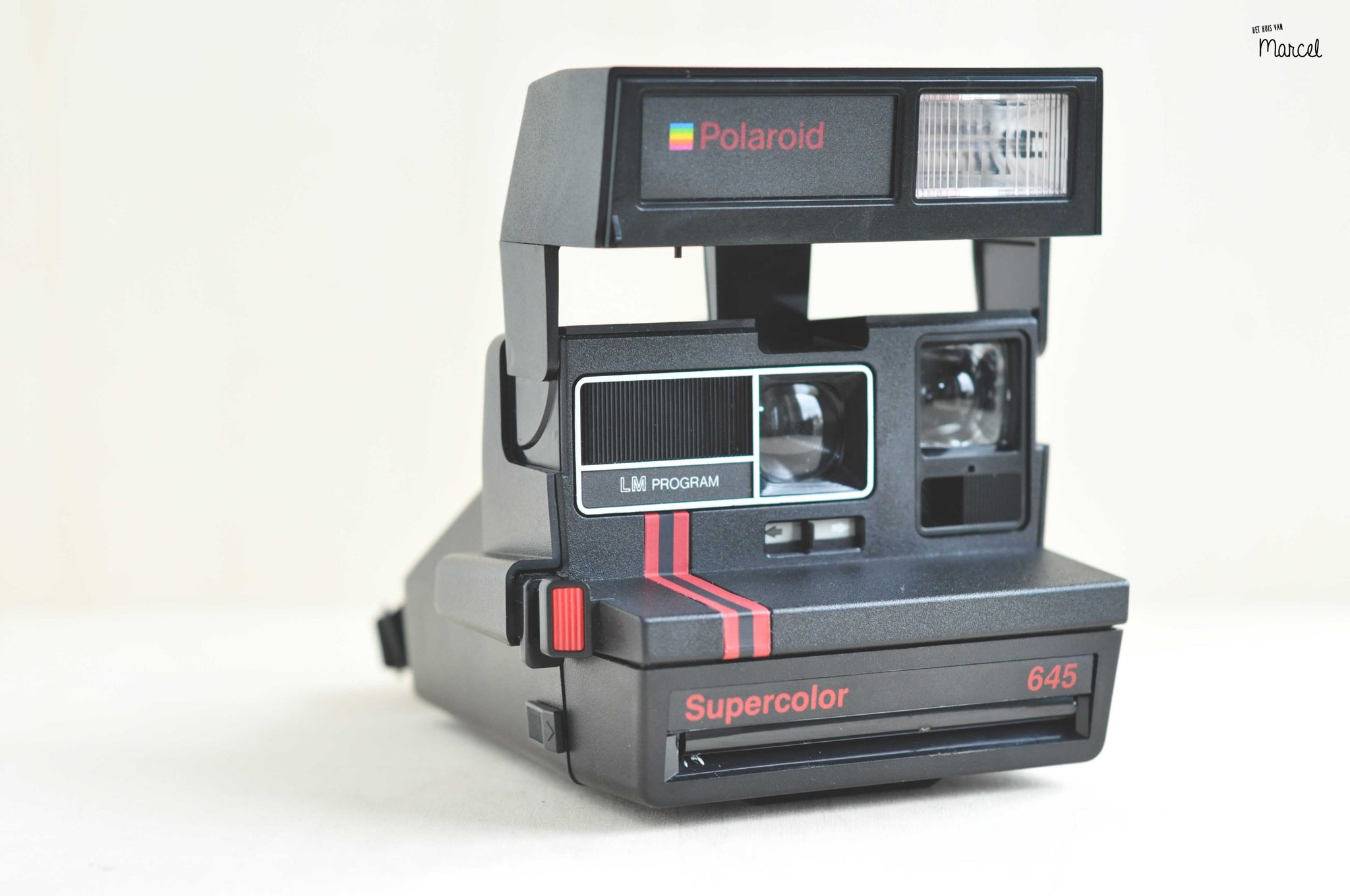 Polaroid Supercolor 645 Camera