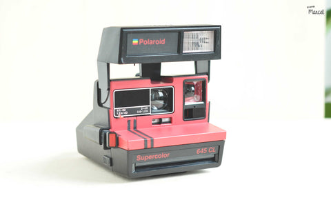 Polaroid Supercolor 645 CL Camera