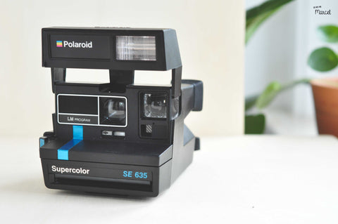 Polaroid Supercolor SE635 Camera