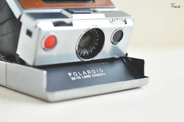 Polaroid SX-70 Camera // Model 1
