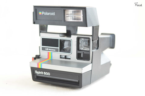 Polaroid Spirit 600 Camera
