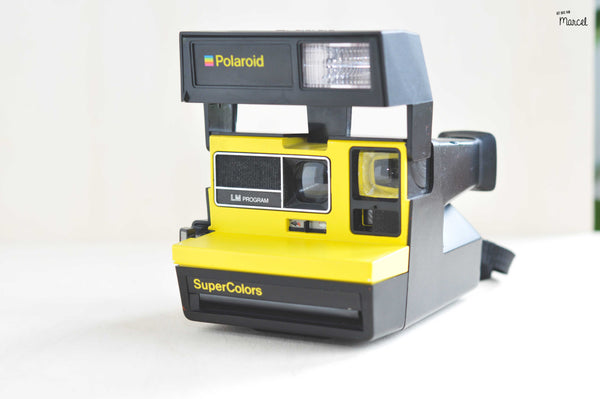 Polaroid Supercolors Yellow