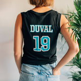 babes who hustle // duval // tank top back