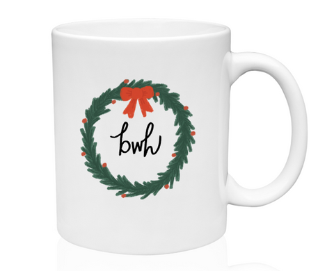 BWH Holiday Mug