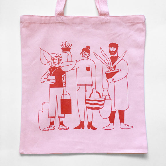Tote Bag (by Laura Supnik)