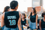 babes who hustle // duval // tank top on models