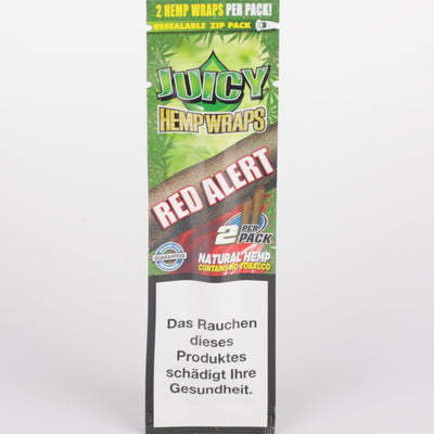juicy jay blunts red alert erdbeere
