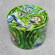 rick and morty three grinder 2