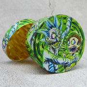rick and morty three grinder 3