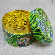 rick and morty three grinder 5