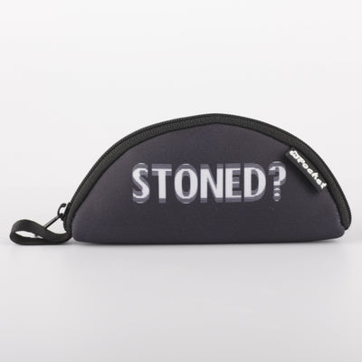 stoned weed pocket