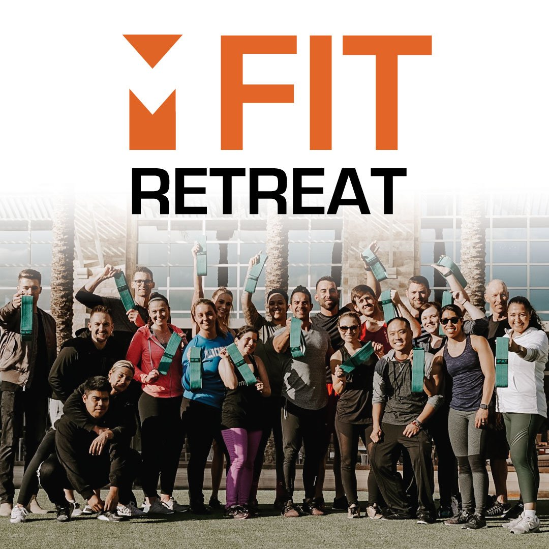 2020 MFIT Retreat - MorelliFit - Cleanest Sports Supplements & Nutrition on Earth