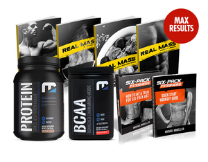 30-Day Lean Mass Stack - MorelliFit - Cleanest Sports Supplements & Nutrition on Earth