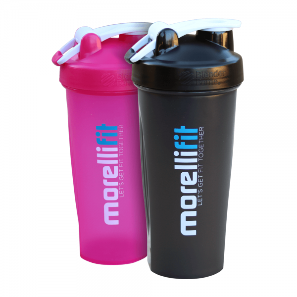 "Morellifit Shakers ""BPA Free"" - MorelliFit - Cleanest Sports Supplements & Nutrition on Earth"
