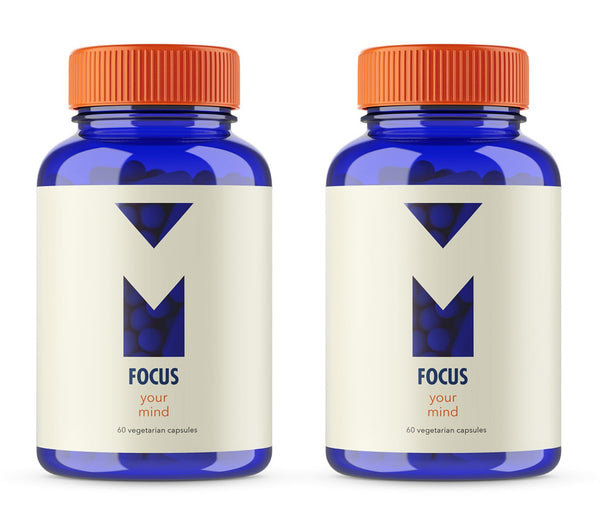 MFIT — Focus your mind - BOGO - MorelliFit - Cleanest Sports Supplements & Nutrition on Earth