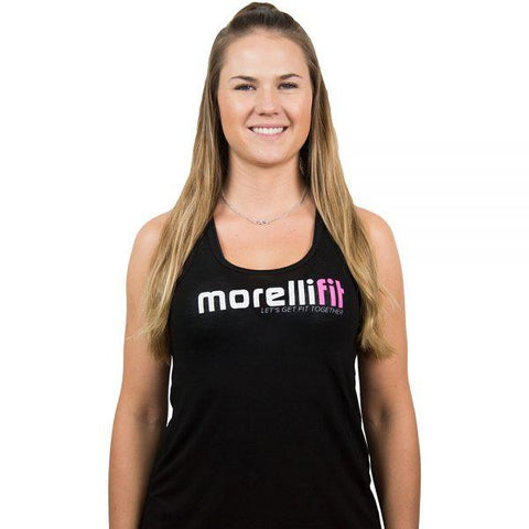 Morellifit Tank Top - MFIT Sports Supplements