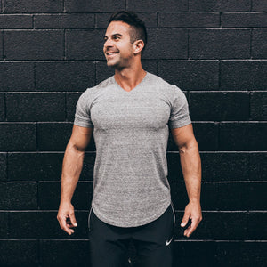 "MFIT ""V Neck"" - MorelliFit - Cleanest Sports Supplements & Nutrition on Earth"