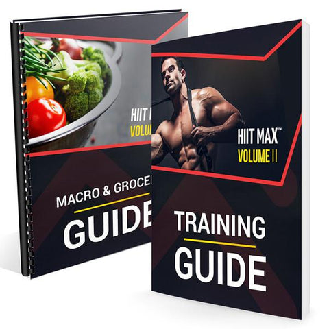 HIIT MAX ™ Volume 2 - MFIT Sports Supplements