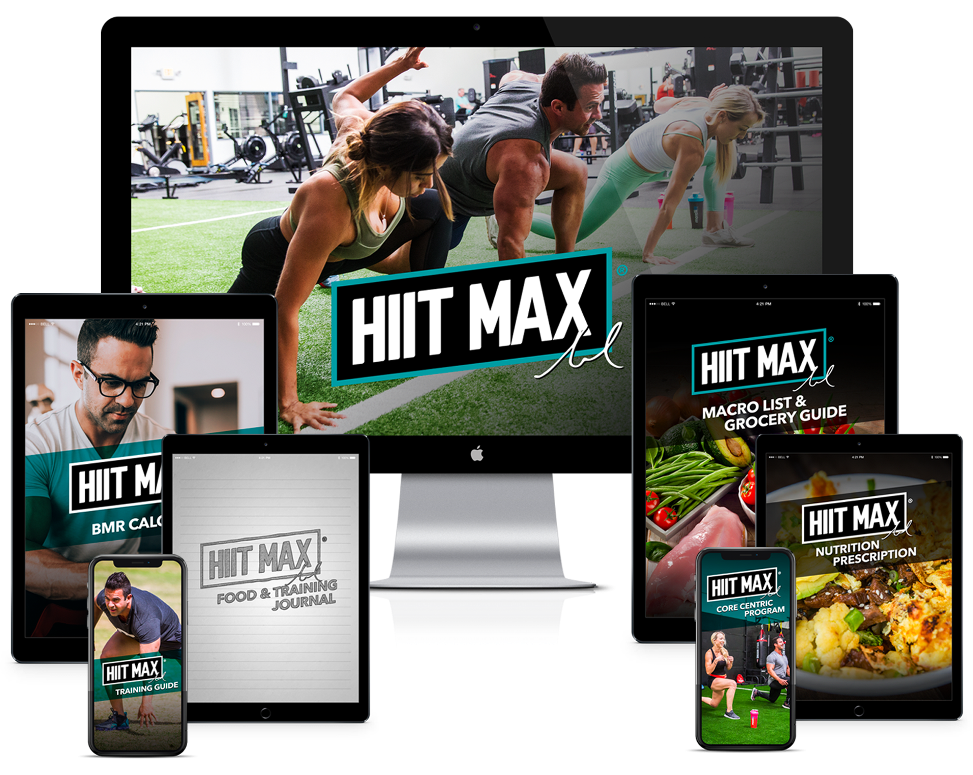 HIIT MAX ™ - MorelliFit - Cleanest Sports Supplements & Nutrition on Earth
