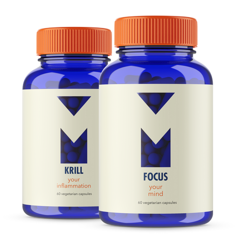 Brain Stack - MorelliFit - Cleanest Sports Supplements & Nutrition on Earth