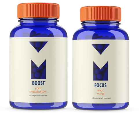 Energy and Focus Bundle - MorelliFit - Cleanest Sports Supplements & Nutrition on Earth