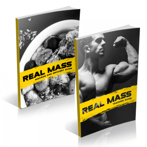 Real Mass - MorelliFit - Cleanest Sports Supplements & Nutrition on Earth